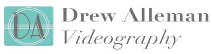 Drew Alleman Videography logo